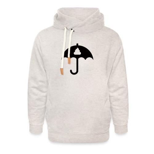 Shit icon Black png - Unisex Shawl Collar Hoodie