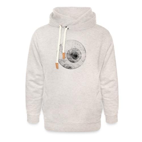 Eyedensity - Unisex Shawl Collar Hoodie