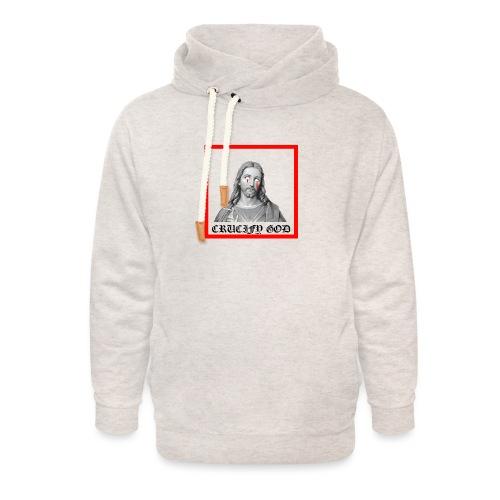 Crucify God | Sad Jesus - Unisex huivikaulus huppari