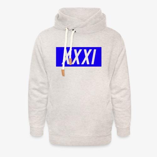 XXXI Design - Unisex Shawl Collar Hoodie