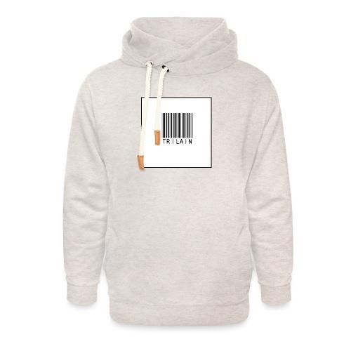 Trilain - Standard Logo T - Shirt - Unisex sjaalkraag hoodie