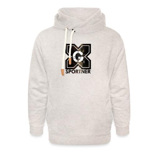 Logo édition limitée GX SPORTNER - Sweat à capuche cache-cou unisexe