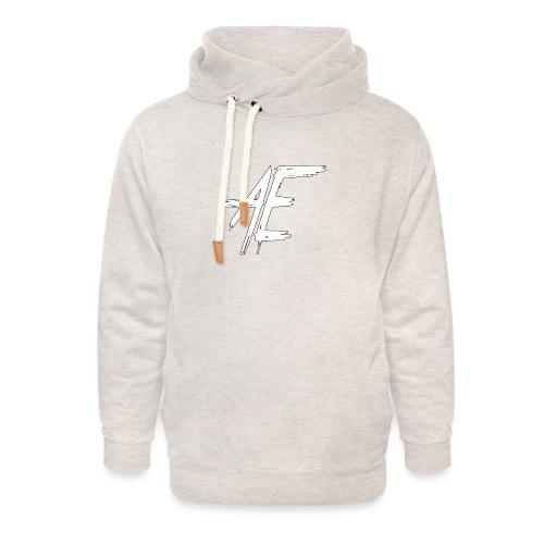 AsenovEren - Unisex sjaalkraag hoodie