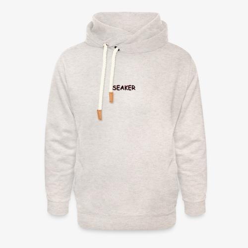 Seaker 1 - Sweat à capuche cache-cou unisexe