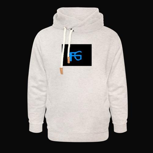 fastgamers - Unisex sjaalkraag hoodie
