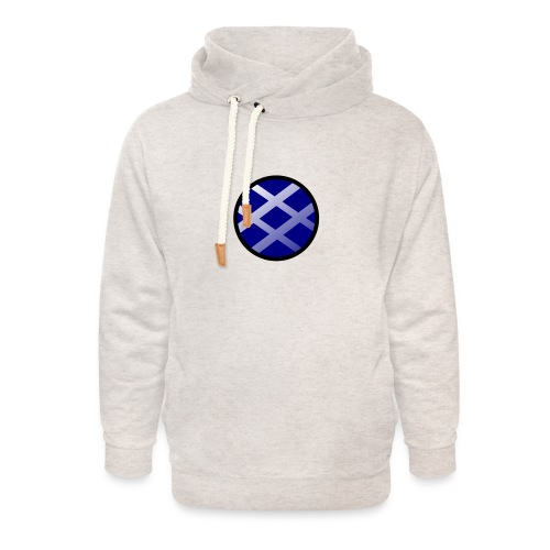 Logo církel - Unisex Shawl Collar Hoodie