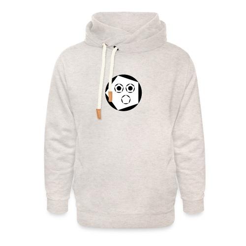 Jack 'Aapje' signatuur - Unisex sjaalkraag hoodie