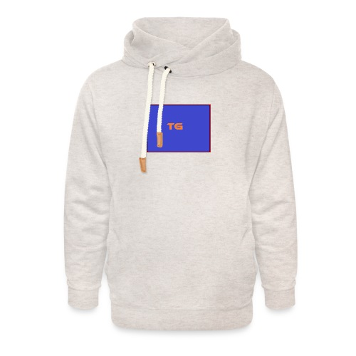 tg shirt special - Unisex sjaalkraag hoodie