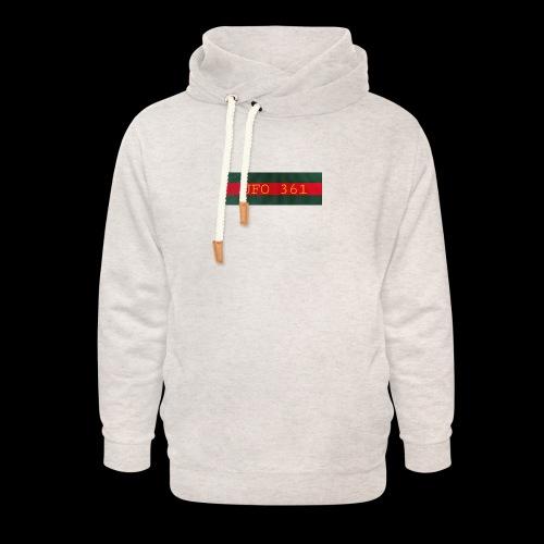hoodie - Unisex Schalkragen Hoodie