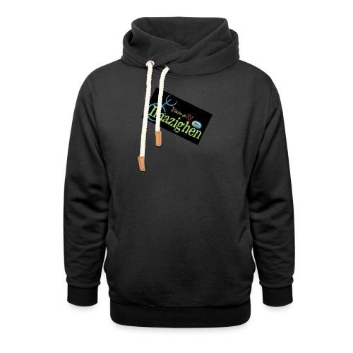 Imazighen ithran rif - Unisex sjaalkraag hoodie