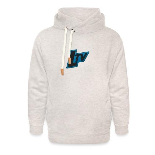 Lundorff_tv - Unisex hoodie med sjalskrave