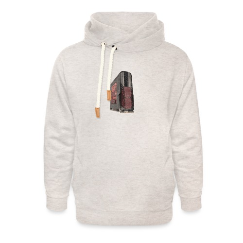 ULTIMATE GAMING PC DESIGN - Unisex Shawl Collar Hoodie