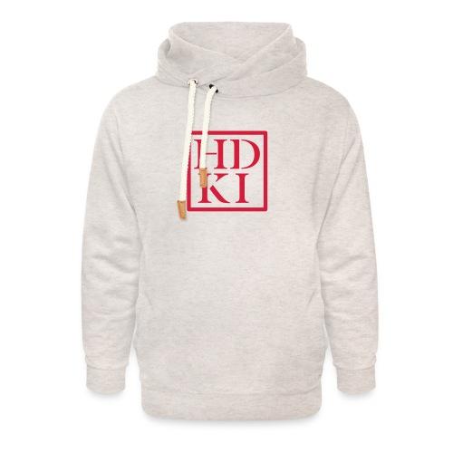 HDKI logo - Unisex Shawl Collar Hoodie