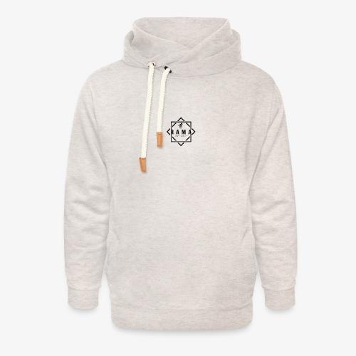 Rama Official - Unisex sjaalkraag hoodie