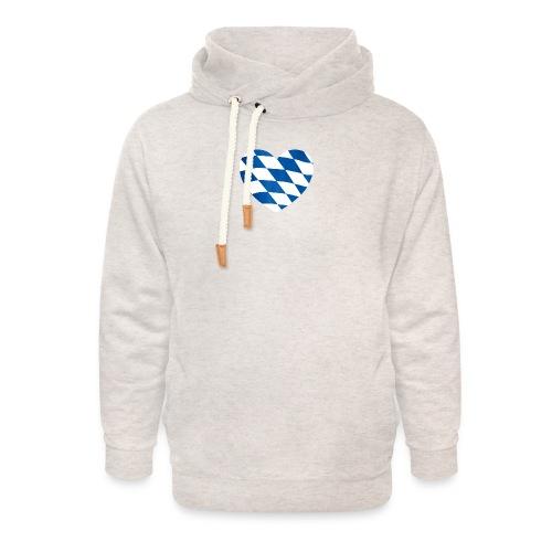 Bavarian Connection - Unisex Schalkragen Hoodie