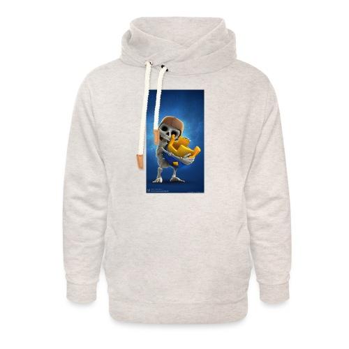 TheClashGamer t-shirt - Unisex Schalkragen Hoodie