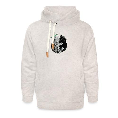 panther-jaguar special edition - Unisex hoodie med sjalskrave