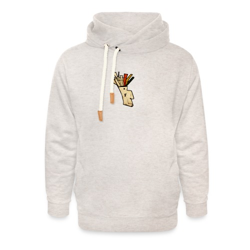 Indian - Unisex Shawl Collar Hoodie