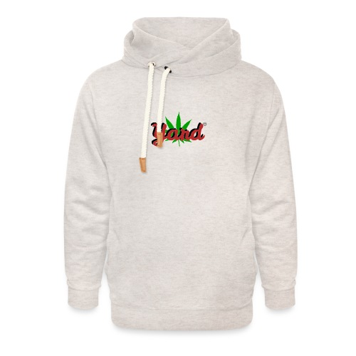yard 420 - Unisex sjaalkraag hoodie