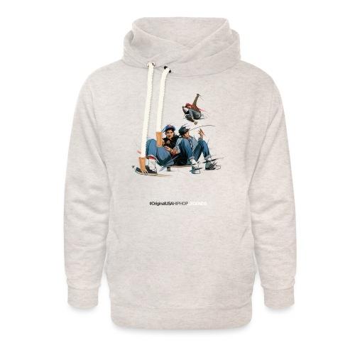 BEASTIE BOYS - Unisex Shawl Collar Hoodie
