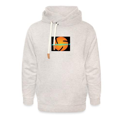 LOGO PixForCraft (Le logo de Juin 2017) - Sweat à capuche cache-cou unisexe