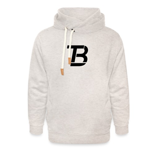 brtblack - Unisex Shawl Collar Hoodie
