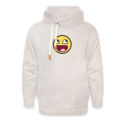 happiness t-shirt - Luvtröja med sjalkrage unisex