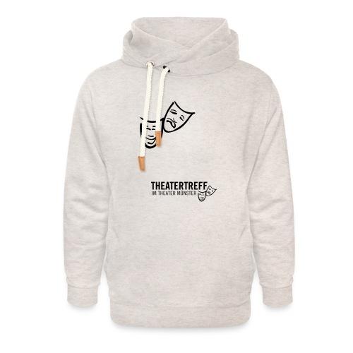 logo_tt - Unisex Schalkragen Hoodie