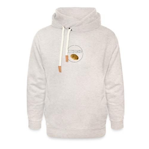 ElthoroHD trøje - Unisex hoodie med sjalskrave