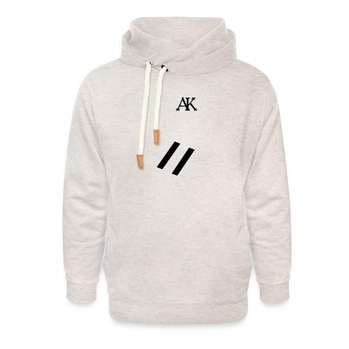 design tee - Unisex sjaalkraag hoodie