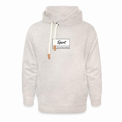 Schtephinie Evardson Sporting Wear - Unisex Shawl Collar Hoodie