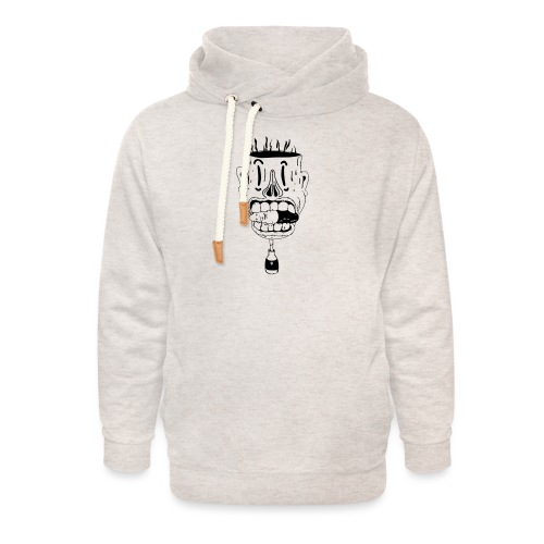 don't take another pill - Unisex Shawl Collar Hoodie