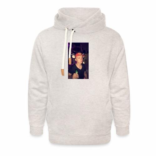 Jiptjz - Unisex sjaalkraag hoodie