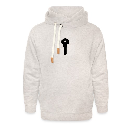 Narct - Key To Success - Unisex Shawl Collar Hoodie