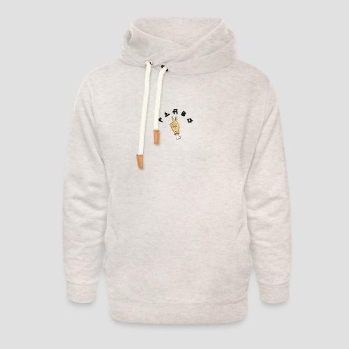 LogoPEABS - Sweat à capuche cache-cou unisexe