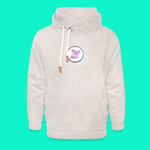 K LESEDI's - Unisex sjaalkraag hoodie