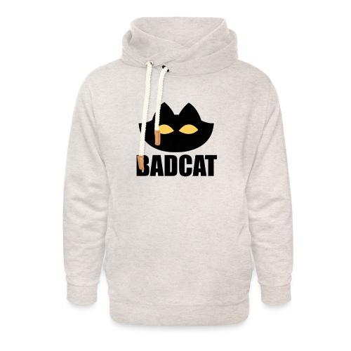 BADCAT - Unisex sjaalkraag hoodie