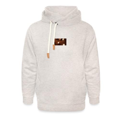 Kunnen Letters Iets Vertellen? - Unisex sjaalkraag hoodie