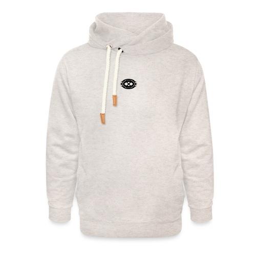 VisionX - Unisex sjaalkraag hoodie