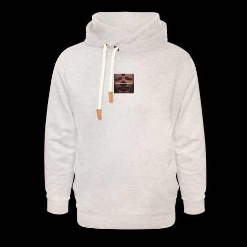 Why be a king when you can be a god - Unisex Shawl Collar Hoodie
