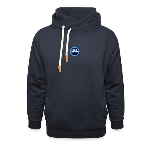 VMT network - Unisex sjaalkraag hoodie