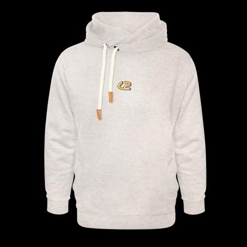 coollogo com 305571191 - Unisex sjaalkraag hoodie