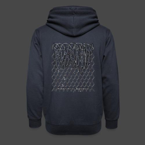 chainlinked hoodie - Unisex Shawl Collar Hoodie