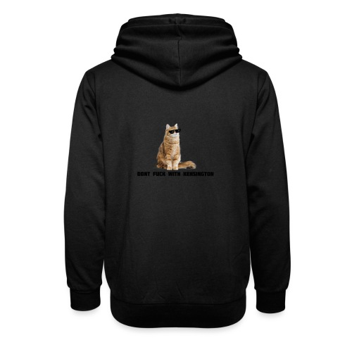 DFWK - Unisex sjaalkraag hoodie
