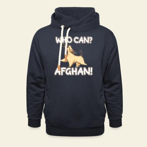 Who Can Afghan II - Huivikaulus huppari