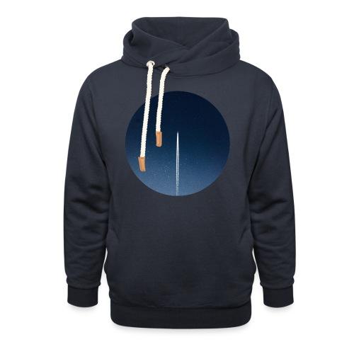 spaceflight - Schalkragen Hoodie