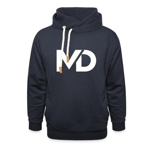 MD Clothing Official© - Sweat à capuche cache-cou unisexe