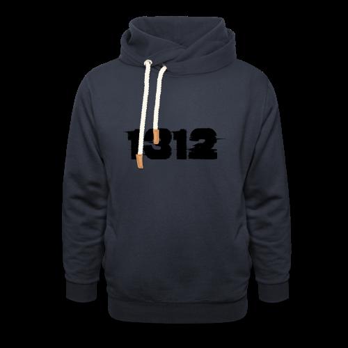 1312 - Schalkragen Hoodie