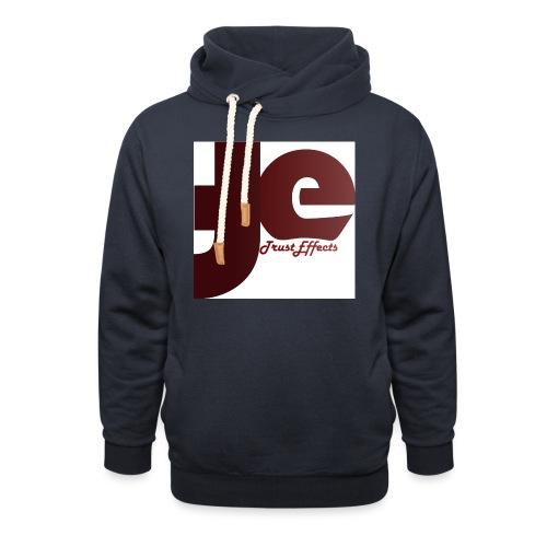 company logo - Shawl Collar Hoodie