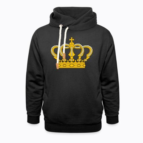 Golden crown - Shawl Collar Hoodie